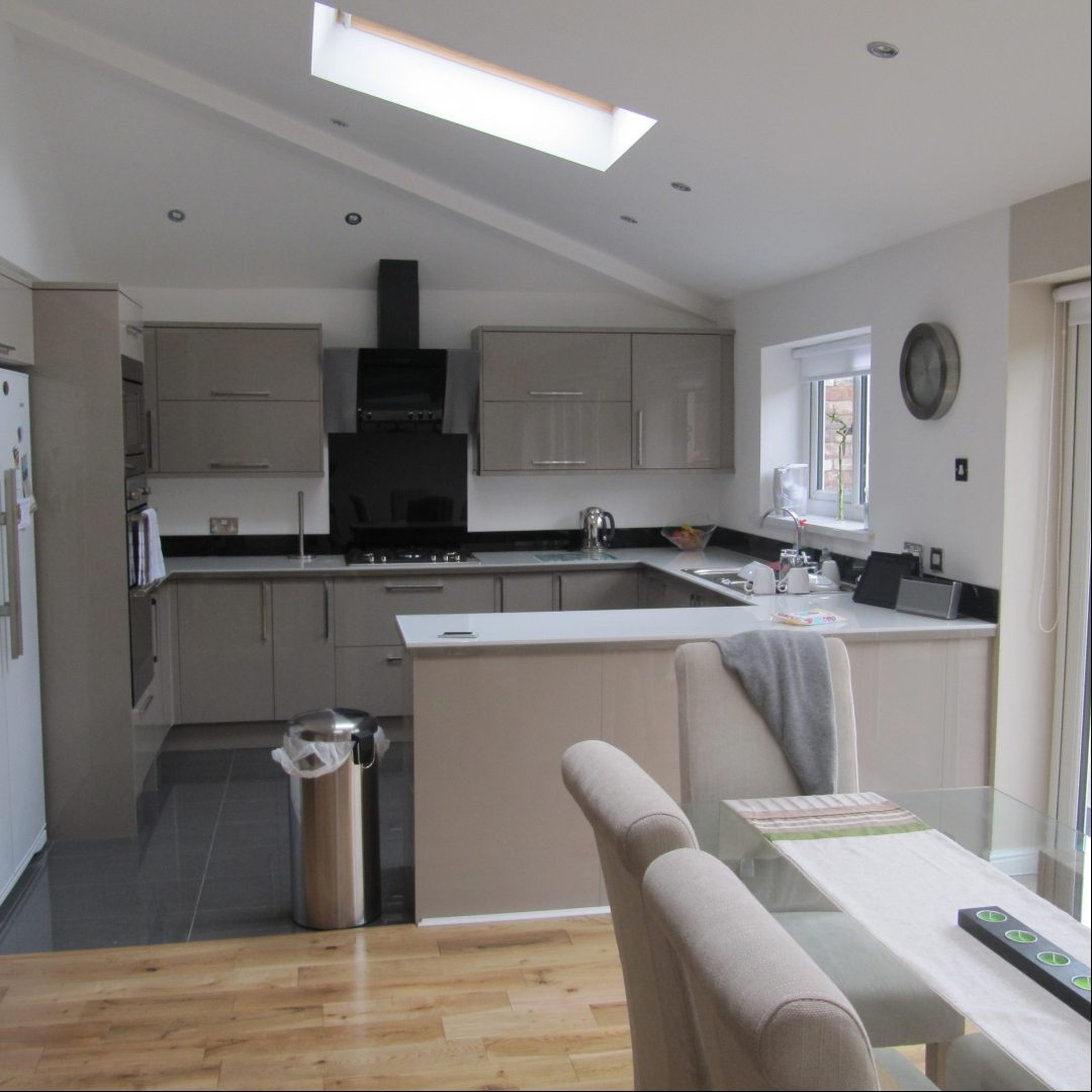 Kitchen Worktops Liverpool: New Kitchen Fitting And Design